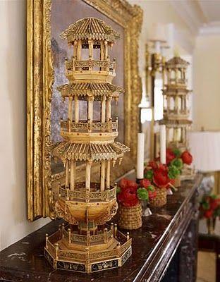 Chinoiserie Chic: Pagoda Week