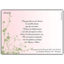 Image result for textos para quinceañeras
