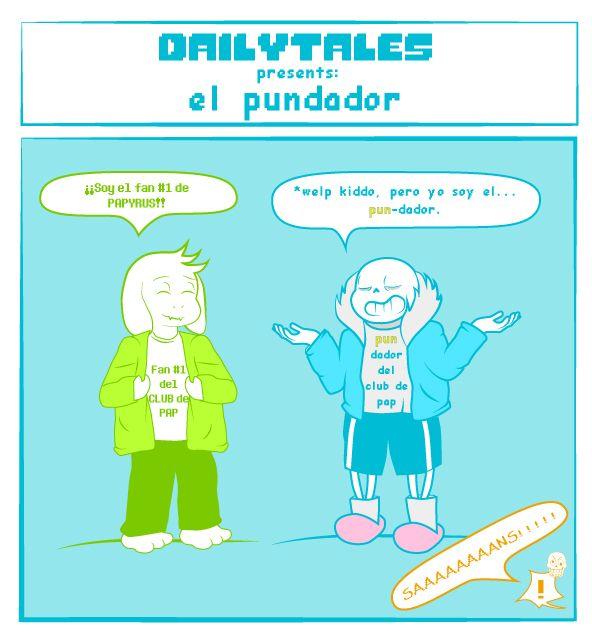 dailytales #3: el pundador