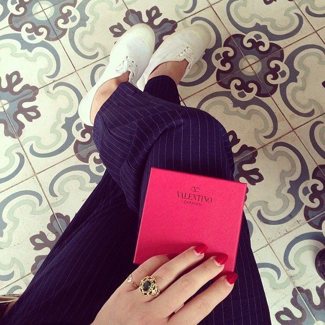 Sunday's fashionable gift #morograms