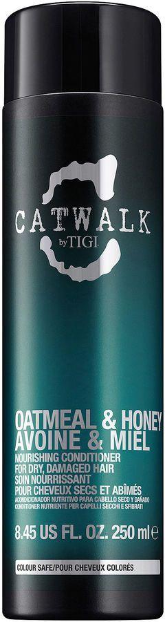 Catwalk by TIGI Oatmeal & Honey Avoine & Miel Nourishing Conditioner - 8.45 oz.