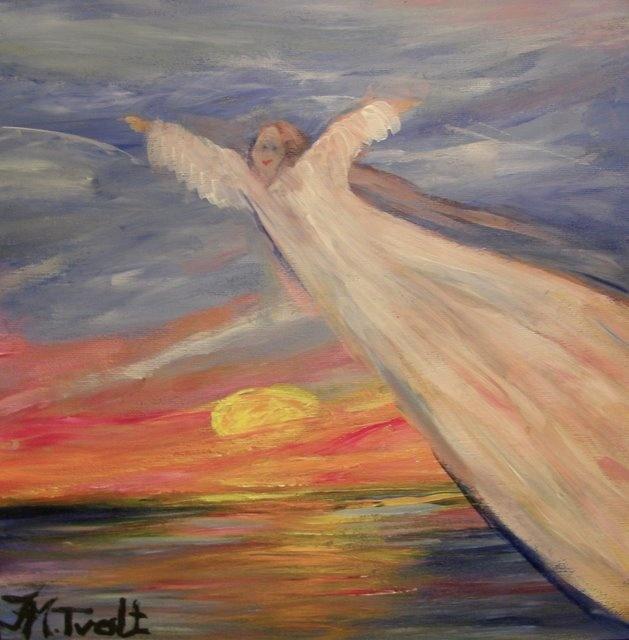 Angel by Jane Monica Tvedt