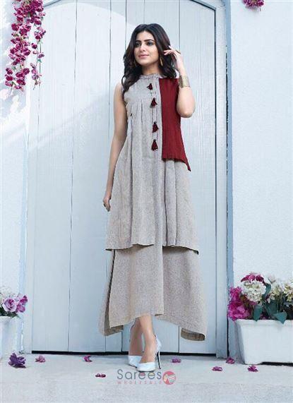 4b494688add Kurtis Online - Buy Designer Kurtis   Suits for Women - Myntra Online  Shopping in USA