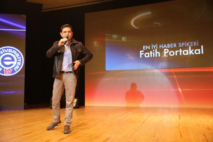 En İyi Haber Spikeri : Fatih Portakal