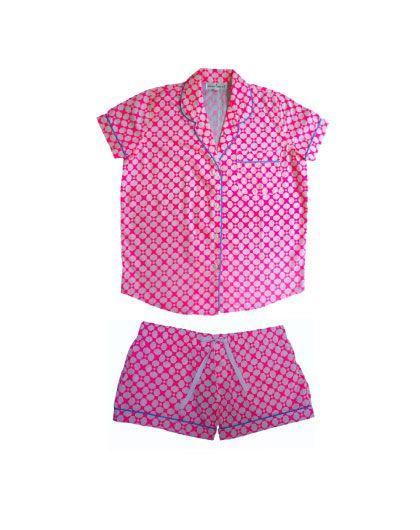 Pink Cotton Shorties