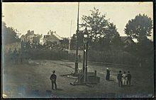 bastille day guillotine