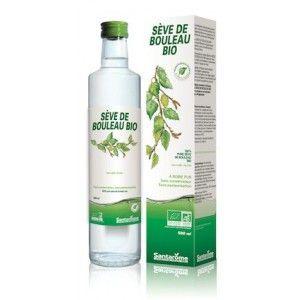 """Seve de Bouleau Bio 500 ml :  Prendre un grand verre à jeun chaque matin . Consommer votre bouteille de 500 ml en 7 jours . Boisson pure issue d'un procédé de récolte """"de l'arbre à la bouteille"""" (. A conserver au réfrigérateur après ouverture ."""