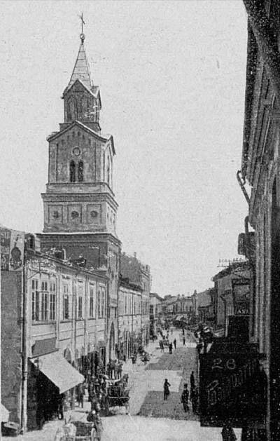 Bucuresti, Baratiei, 1900