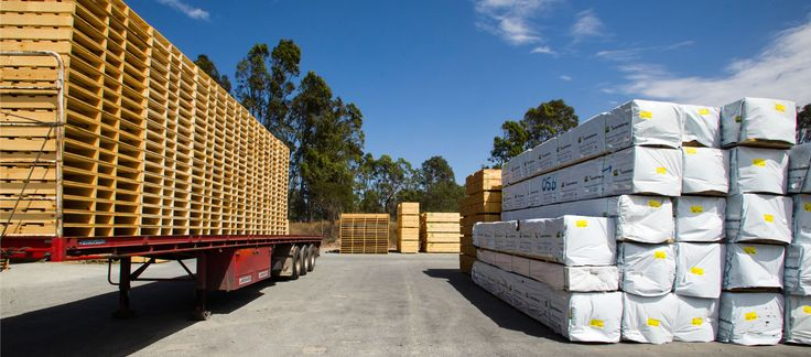 Our pallets offer a sturdy, quality option for the storage and transportation of your goods. Made from pine and hardwood, we have an extensive range of pallets and crates for sale and are sure to have a solution to suit your business's requirements.
