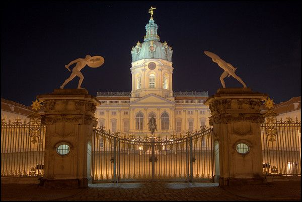 Schloss Charlottenburg, Berlin  Germany.  Spent many Sundays walking the grounds with my grandparents.