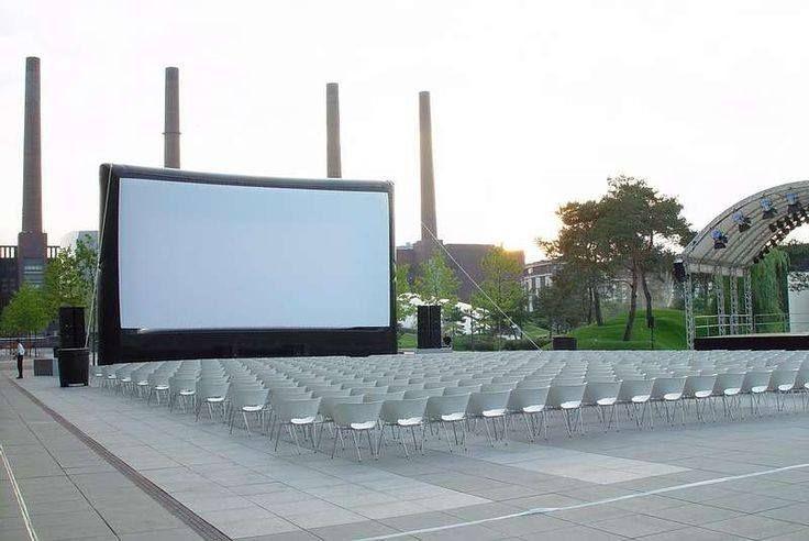Outdoor Cinema.