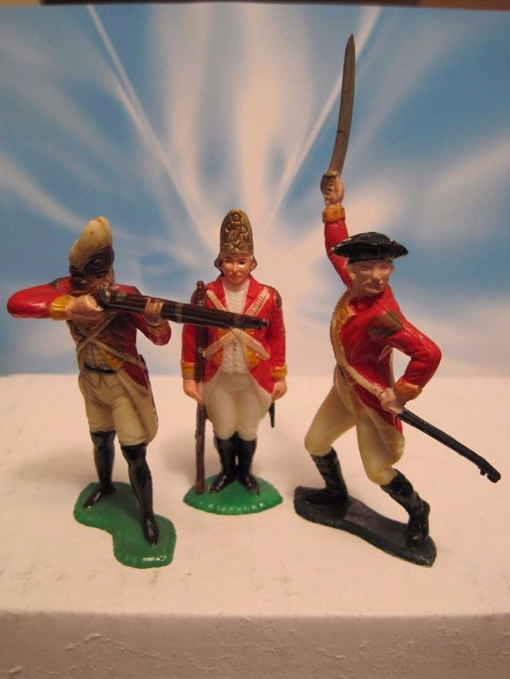 MARX WARRIORS OF THE WORLD AWI PLAYSET 1960s BRITISH 60MM PLASTIC TOY SOLDIER #MARX