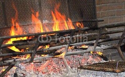 Grosso braciere - Barbecue