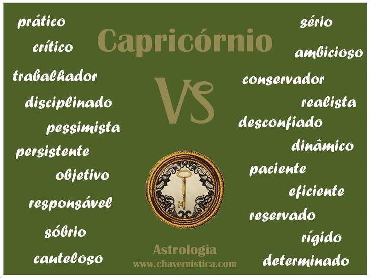 Signo Capricórnio - Baú Místico