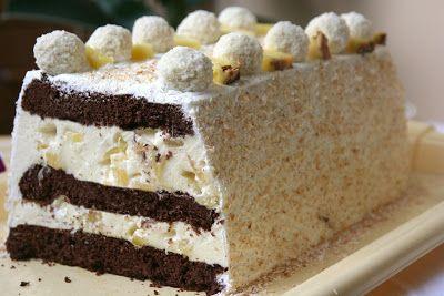 Tort cu ananas |  MiremircMiremirc | ... bucataria in imagini
