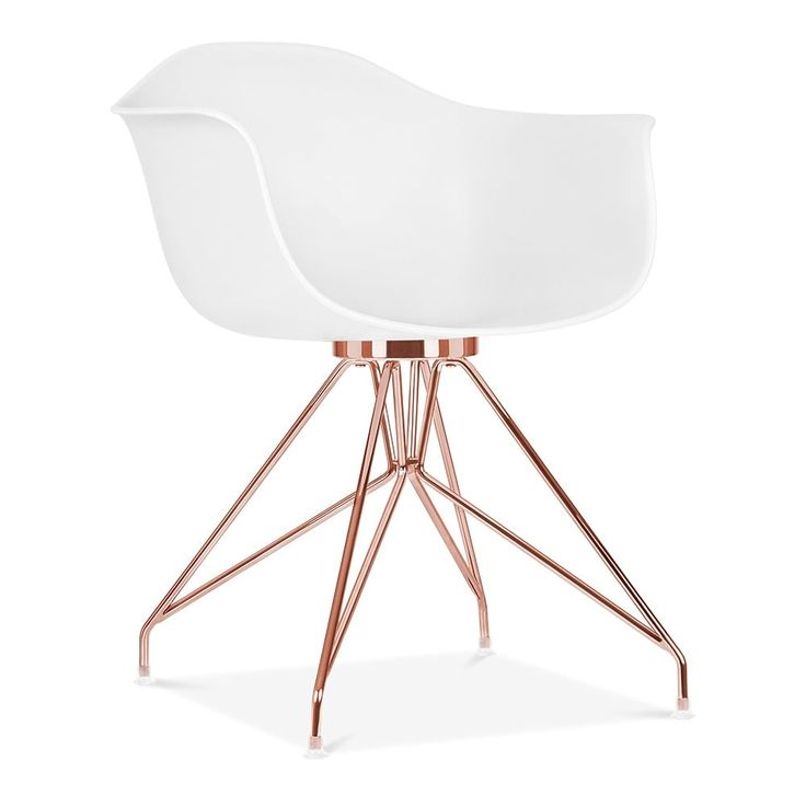 Cult Design Moda Armchair CD1 - White