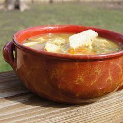 Mulligatawny Soup Recipe With Jasmine Rice Recipe — Dishmaps
