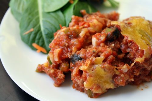 Spanish Rice - Plan to Eat - Plan to Eat (Freezer Meal) Bulk Cooking without processed foods