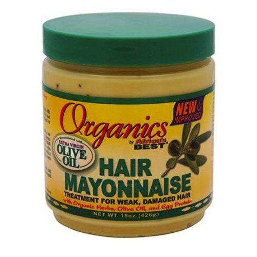 Organics Africa's Best Organic Hair Mayonnaise, 15 Ounce (Pack of 2) - http://essential-organic.com/organics-africas-best-organic-hair-mayonnaise-15-ounce-pack-of-2/