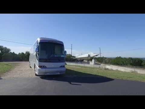 Merle Haggard's Tour Bus - YouTube