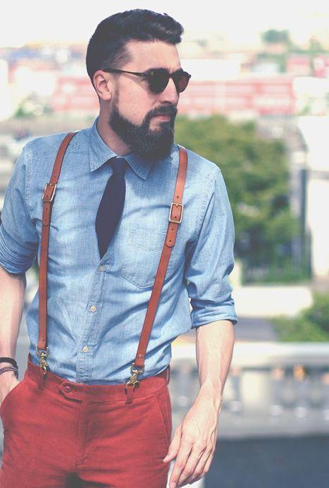 Bien-aimé 74 best Marié barbu images on Pinterest | Groom style, Grooms and  SN34
