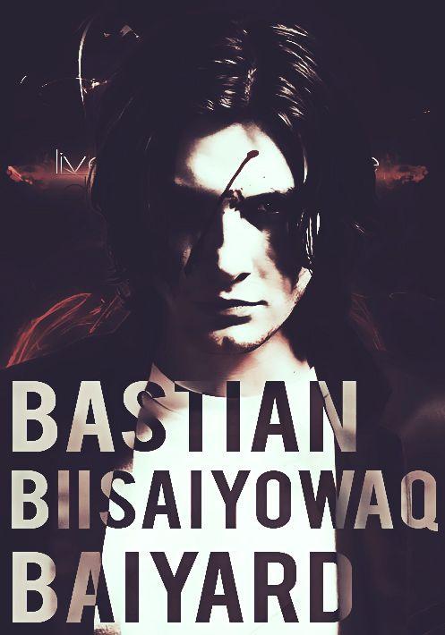 Bastian B. Baiyard (Ben Barnes) - VICTIM SIDE