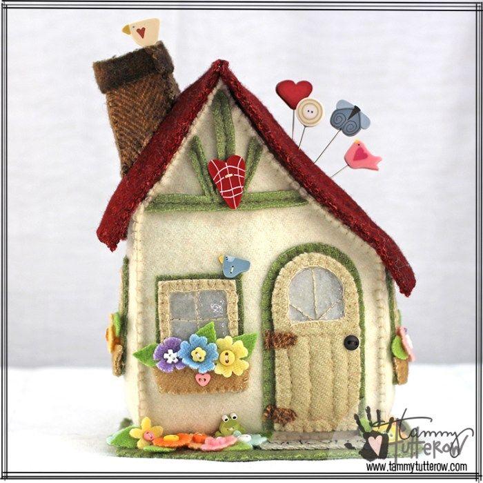 Storybook Cottage | www.tammytutterow.com