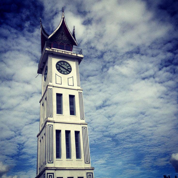 Jam Gadang - Bukittinggi - West Sumatra