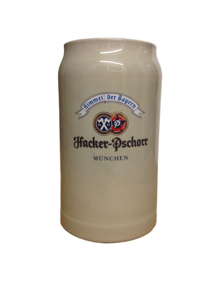 Hackerpschorr Hacker Weissbier German Beer Glass