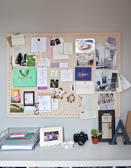 Office Inspiration Board