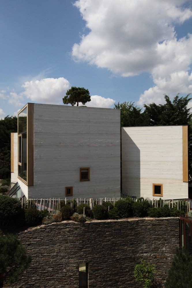 Maison L / christian pottgiesser architecturespossibles