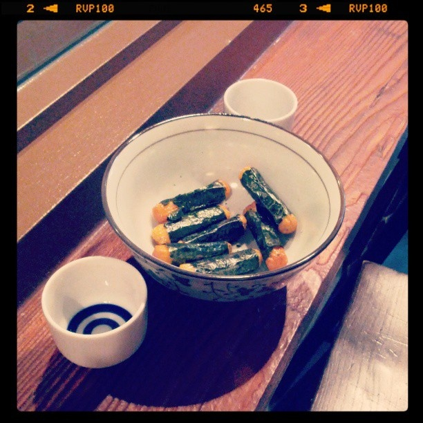 Number 14: Sake tasting