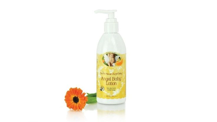 Best Natural Baby Lotion, Angel Baby
