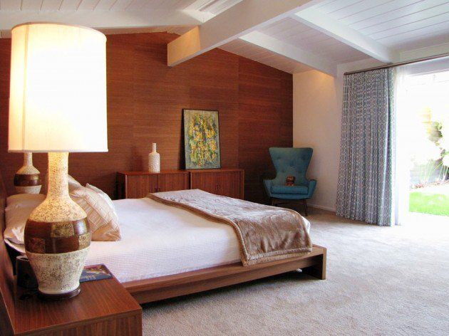Best 25+ Mid century modern bed ideas on Pinterest | Mid century ...