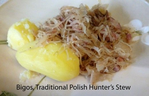 Polish Hunter s Stew Recipe — Dishmaps