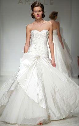 Bianca, Amsale Bridal, Wedding Dress