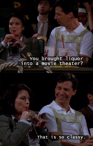 Love will and grace