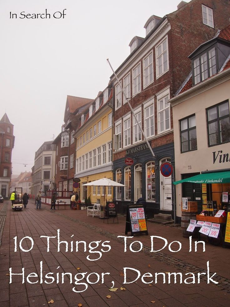10 Things to Do in Helsingor, Plus Places to Eat and Shop