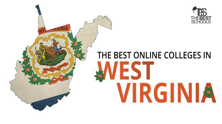 The Best Online Colleges in West Virginia