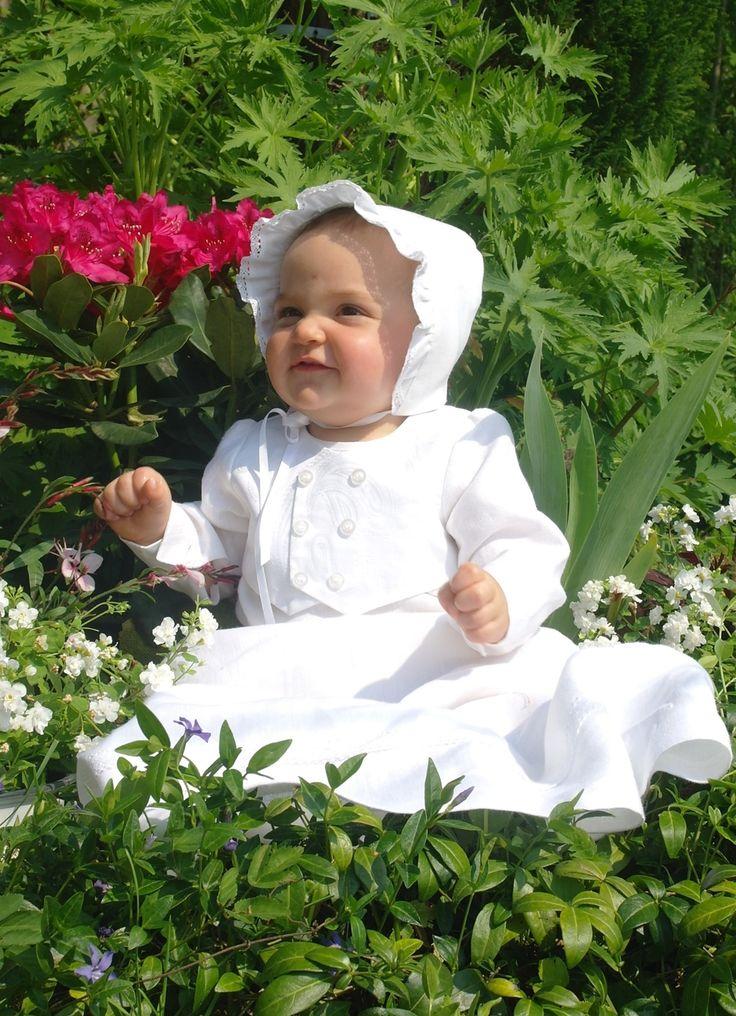 Dåpskjole Phillip fra Grace of Sweden