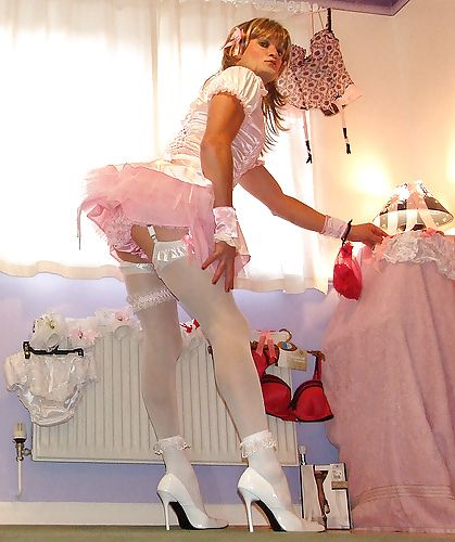 Sissy Boy, Sissy Maid, How To Wear