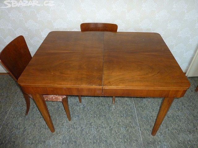 Prodám starožitný nábytek Halabala - obrázek číslo 7