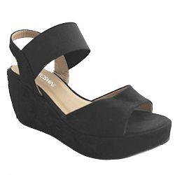 ¡Sandalia plataforma, encuéntrala en tiendas!