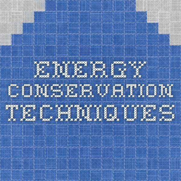 Best 25+ Energy Conservation Ideas On Pinterest