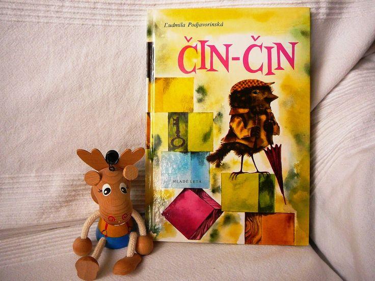 Čin-čin,Czechoslovakian children's book illustrations
