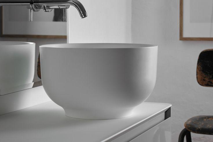 ORIGIN Aufsatzwaschbecken