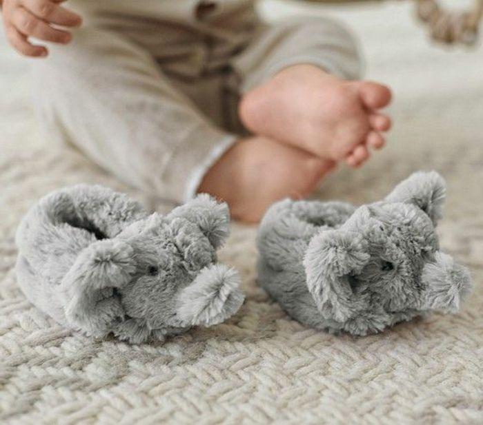 Pantoufle enfants; chausson bébé; pantoufle bébé