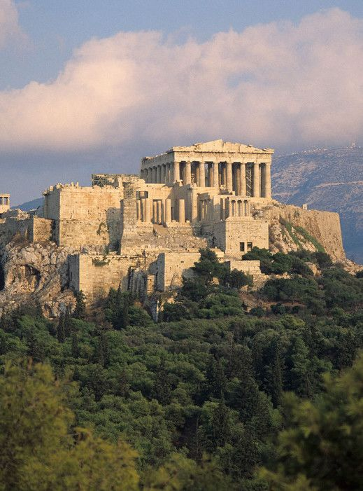 The Acropolis is one tourist-filled site in Athens you can't miss.