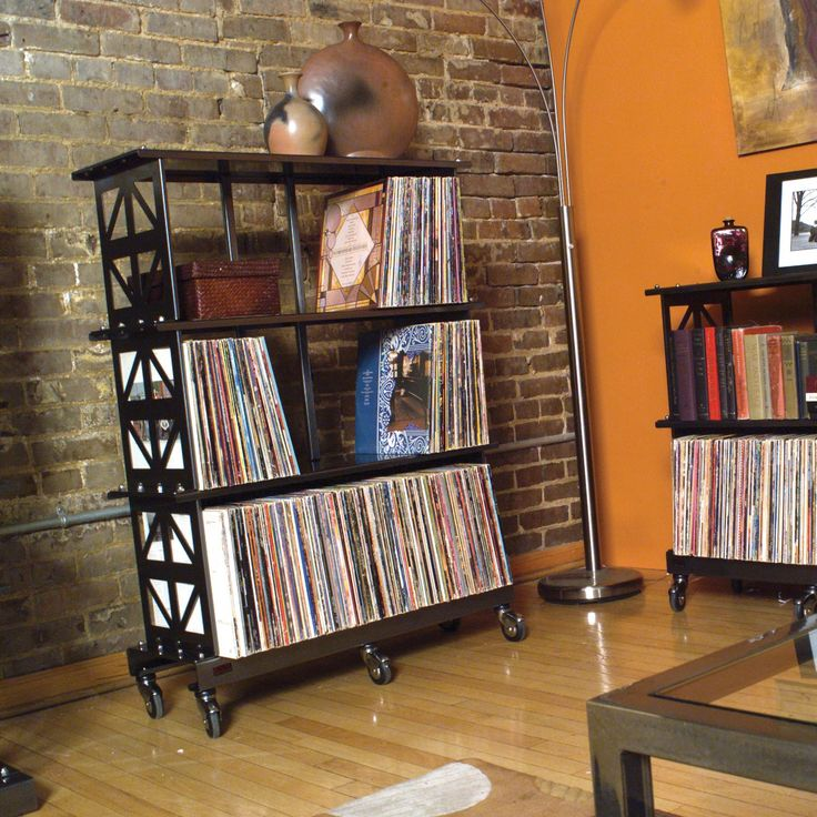 21 Best Images About Organizing Vinyl Records On