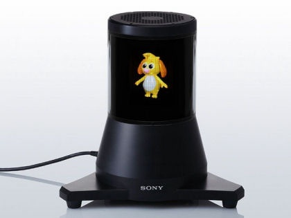 3D Display from Sony